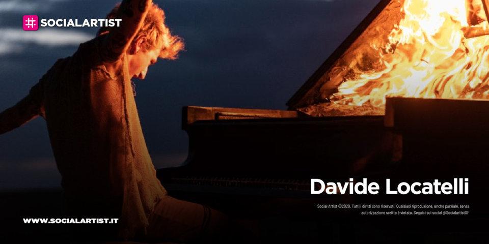 """Davide Locatelli, dall'11 giugno il nuovo album """"This is Dave"""""""