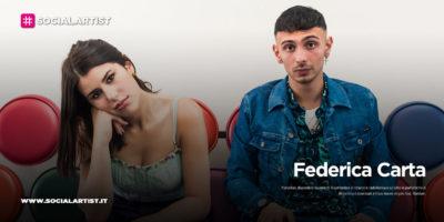 """Federica Carta, dal 18 settembre il nuovo singolo """"Morositas"""""""