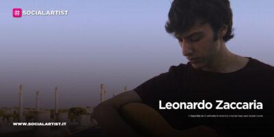 """Leonardo Zaccaria, dal 25 settembre il nuovo singolo """"Louvre"""""""