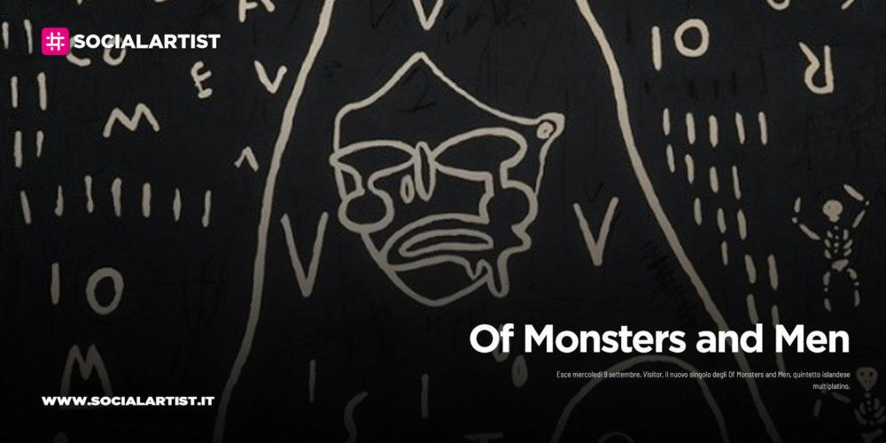 "Of Monsters and Men, dal 9 settembre il nuovo singolo ""Visitor"""