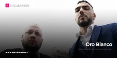 """Oro Bianco, dal 30 settembre il nuovo singolo """"Il più regolare"""""""