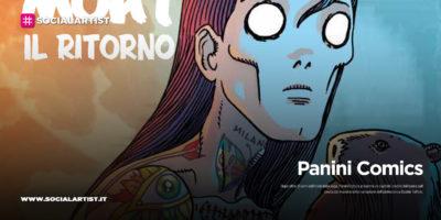 Panini Comics, il capitolo inedito di Cinque Allegri Ragazzi Morti