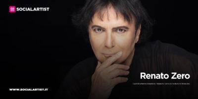 """Renato Zero, track by track del nuovo album """"Zerosettanta – Volume tre"""""""
