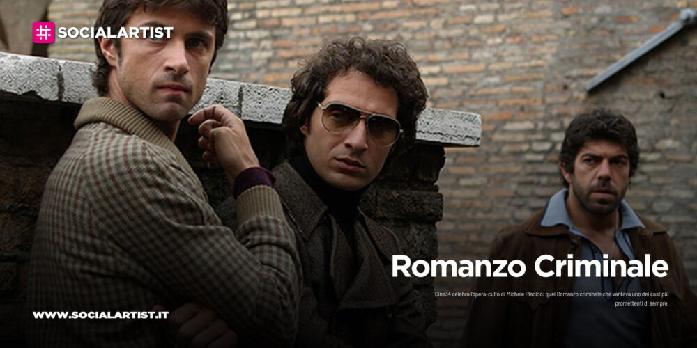 """Cine34, dal 30 settembre in prima serata """"Romanzo Criminale"""""""