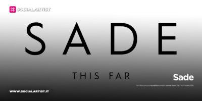 """Sade, dal 9 ottobre il nuovo album """"This Far"""""""