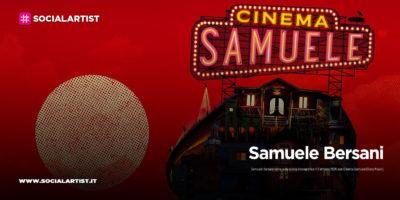 "Samuele Bersani, dal 2 ottobre il nuovo album ""Cinema Samuele"""