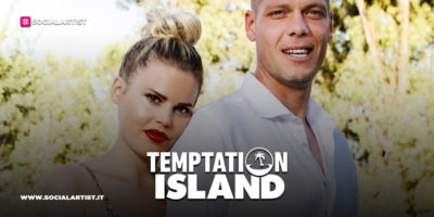 Temptation Island 8, la coppia Carlotta e Nello