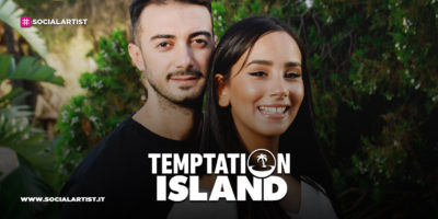 Temptation Island 8, la coppia Nadia e Antonio