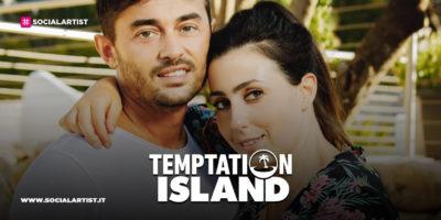 Temptation Island 8, la coppia Sofia e Amedeo