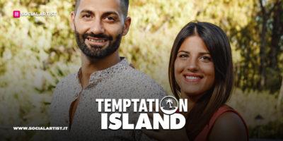 Temptation Island 8, la coppia Alberto e Speranza