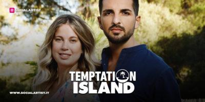 Temptation Island 8, la coppia Serena e Davide
