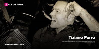 """Tiziano Ferro, dal 3 settembre il nuovo singolo """"Rimmel"""""""