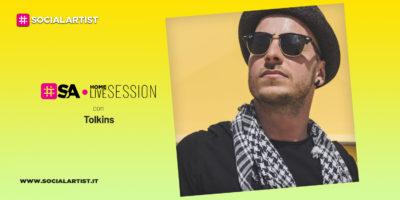 SA Home Live Session | Tolkins | Seconda Serie