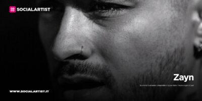 """Zayn, dal 25 settembre il nuovo singolo """"Better"""""""
