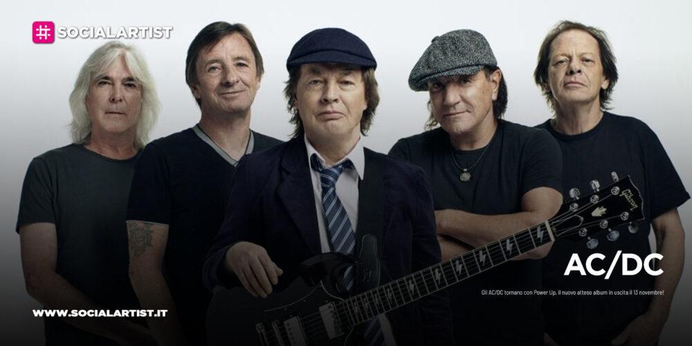 """AC/DC, dal 13 novembre il nuovo album """"Power Up"""""""