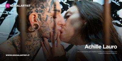 """Achille Lauro, il 25 ottobre l'esposizione di """"Love is Love"""""""