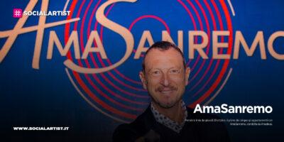 """Sanremo 2021, al via dal 29 ottobre """"AmaSanremo"""""""