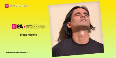 SA Home Live Session | Diego Moreno | Seconda Serie