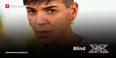 X Factor 2020, la scheda di Blind (Under Uomini)