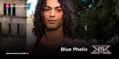 X Factor 2020, la scheda di Blue Phelix (Under Uomini)