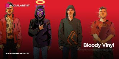"Bloody Vinyl, dal 2 ottobre il nuovo album ""BV3"""