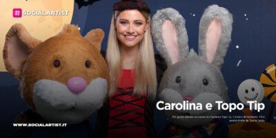 Carolina e Topo Tip. Il mistero di Halloween, al cinema il weekend di Halloween