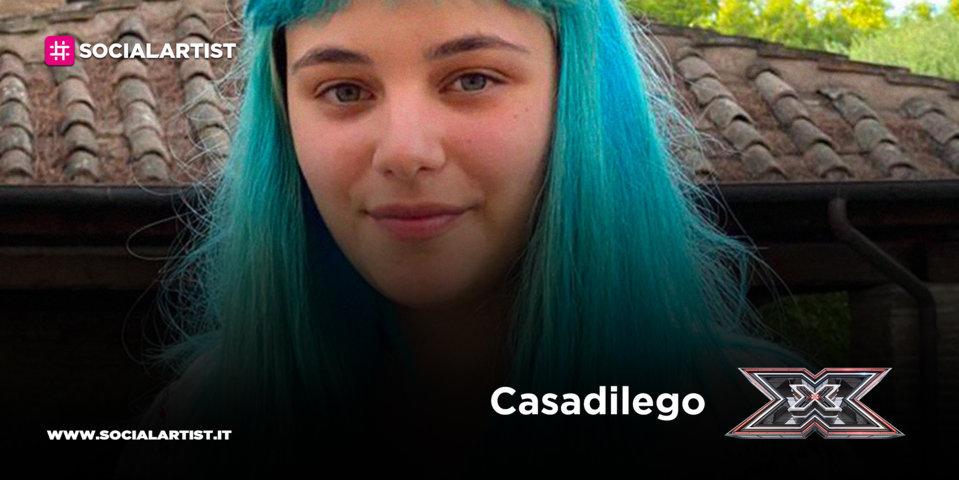 X Factor 2020, la scheda di Casadilego (Under Donne)