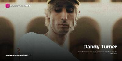 """Dandy Turner, dal 16 ottobre il nuovo singolo """"Roma di notte"""""""