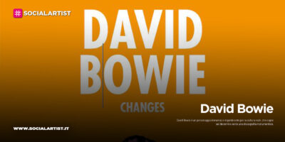 """David Bowie, dal 21 ottobre il nuovo libro """"Le storie dietro le canzoni"""""""