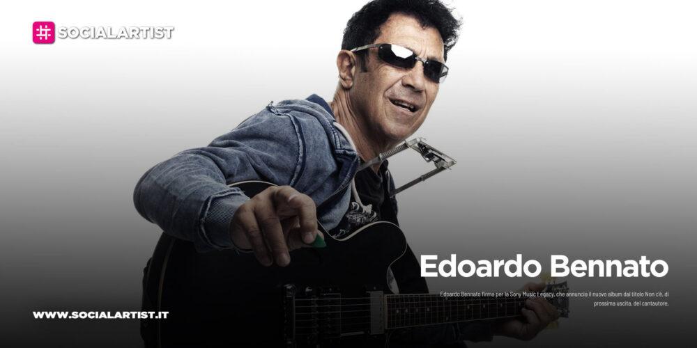 """Edoardo Bennato, il nuovo album """"Non c'è"""""""