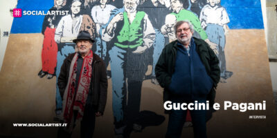 VIDEOINTERVISTA Francesco Guccini e Mauro Pagani