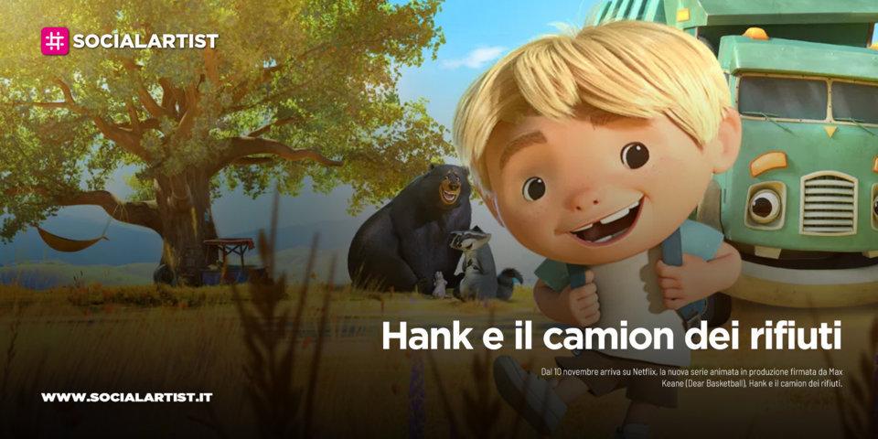 Netflix – Hank e il camion dei rifiuti