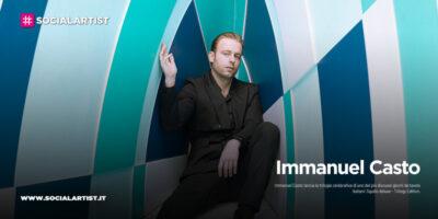 """Immanuel Casto, dal 30 ottobre """"Squillo deluxe – Trilogy Edition"""""""