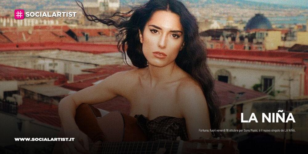 """LA NIÑA, dal 16 ottobre il nuovo singolo """"Fortuna"""""""