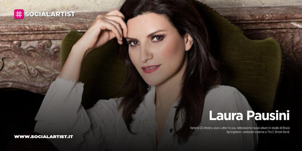 """Laura Pausini, dal 23 ottobre il nuovo brano """"Io si (Seen)"""""""