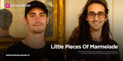 """Little Pieces Of Marmelade, dal 27 novembre il nuovo singolo """"Digital Cramps"""""""