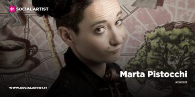 VIDEOINTERVISTA Marta Pistocchi