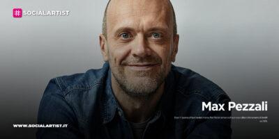 """Max Pezzali, dal 30 ottobre il nuovo album """"Qualcosa di nuovo"""""""