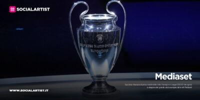 Mediaset, arriva la Champions League in chiaro su Canale 5