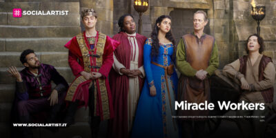 MEDIASET – Miracle Workers – Dark ages (Seconda Stagione)