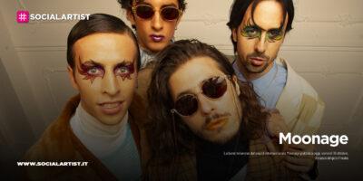 """Moonage, da venerdì 16 ottobre il nuovo singolo """"Freaks"""""""