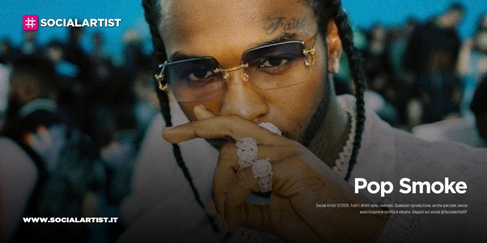 """Pop Smoke, dal 16 luglio il nuovo album """"Faith"""""""