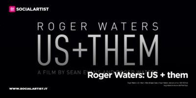 Roger Waters: US + them, dal 2 ottobre il film concerto