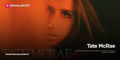 Tate McRae, le date del tour 2021