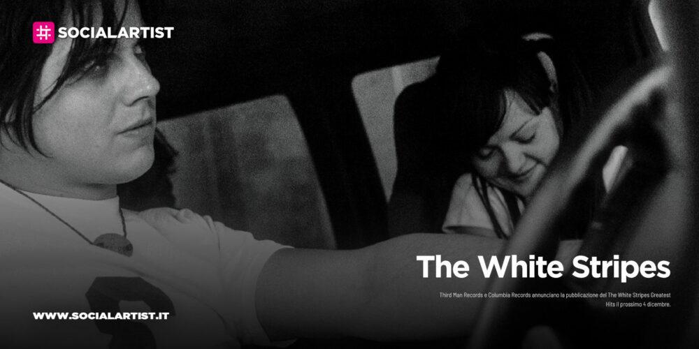 The White Stripes, dal 4 dicembre il greatest hits dell'iconico duo rock