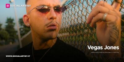 "Vegas Jones, dal 21 ottobre il nuovo EP ""Giro Veloce"""