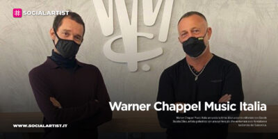 Warner Chappel Music Italia, annuncia la firma con Davide Boosta Dileo