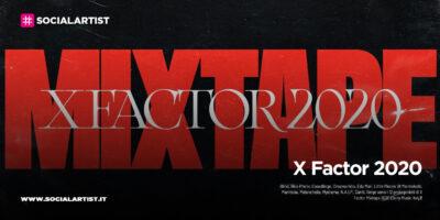 """X Factor 2020, il 27 novembre esce la versione arricchita di """"X Factor Mixtape 2020"""""""