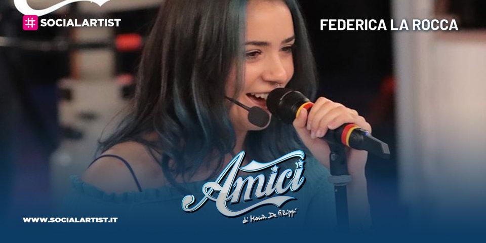 Amici 20, la scheda del cantautore Federica La Rocca (Kika)