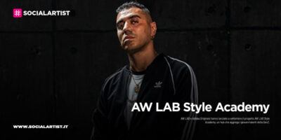 AW LAB Style Academy, Marracash presenta Style Academy